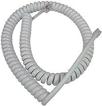 Panasonic kx-t7668Terminal Cable rizado blanco HeyMot comunicaciones