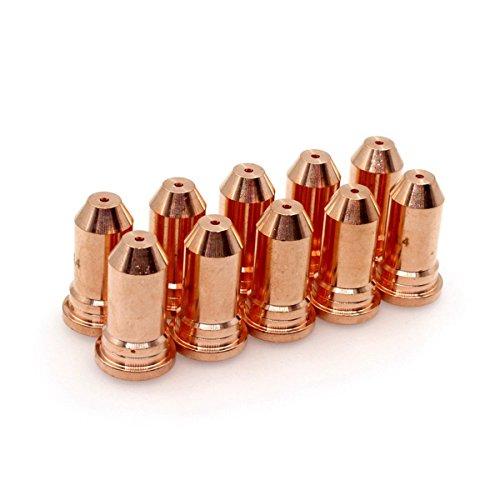 51248.16 Plasmaschneider Spitzen für ESAB PT-100 Schneidbrenner, 1,6 mm, 120 A, 10 Stück
