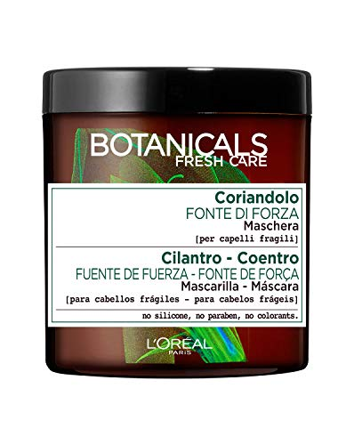 L'Oreal Paris Botanicals Mascarilla, Fuente de fuerza para cabellos frgiles -...