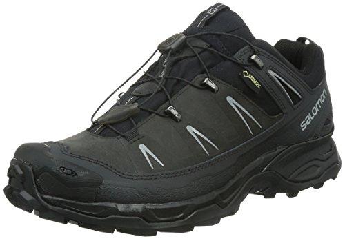 Salomon - X Ultra Ltr Gtx, Scarpe Da Trekking da uomo, Marrone (Absolute Brown-X/Black/Navajo), 40 2/3 EU