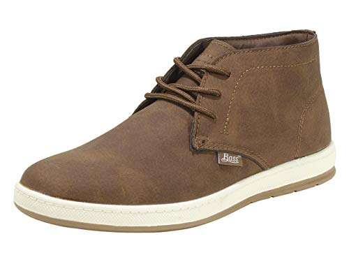 G.H. Bass & Co. Mens Sonoma 2 WX B Casual Sneaker Boot, British Tan, 9 M