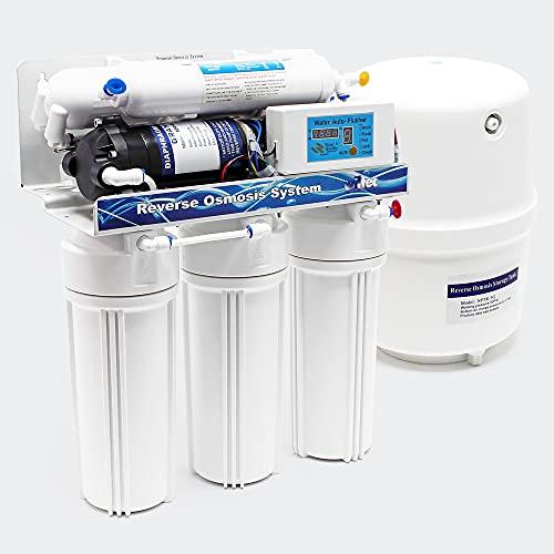 Impianto a Osmosi inversa Naturewater NW-RO50-D1 Membrana RO 190 l giorno