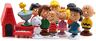 Best peanuts characters figurines Reviews