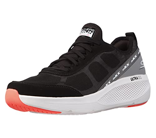Skechers Men's GOrun Elevate-Lace Up Performance Athletic Running & Walking Shoe Running