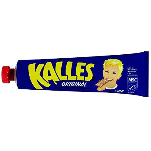 KALLES ORIGINAL 300g - Kalles mildgeräucherter Rogen, 300g Tube