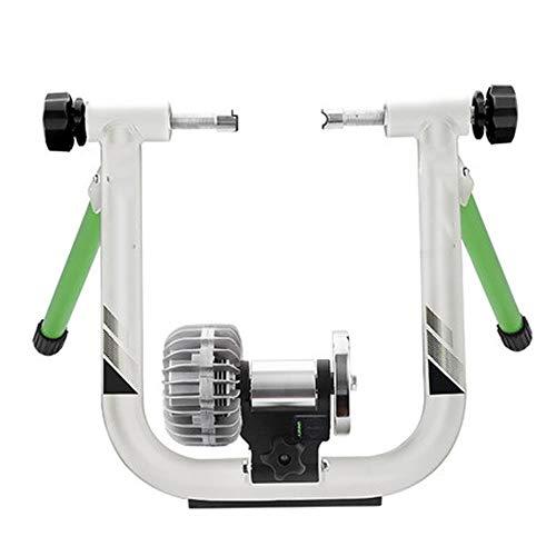 Yzibei Indoor Bike Trainer U-vormige fiets, turbotrainer, vloeiweerstand, geen draadloze fietstrainingsplattvorm