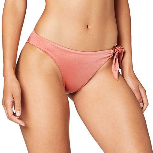 women'secret Braguita de Bikini a Cadera con Detalle de Anillas y Lazada en un Lateral