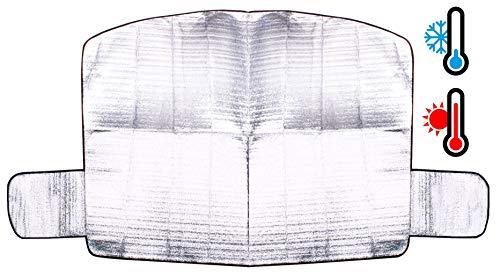 SCHREUDERS SPORT Unisexe 21bm XL Pare Soleil, Aluminium, Taille Unique