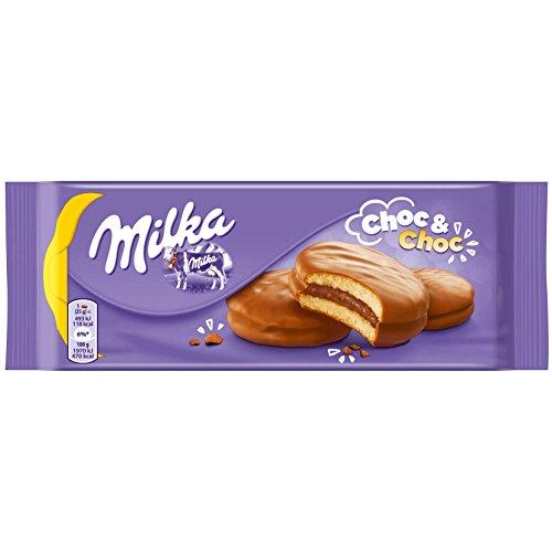 Milka Choc & Choc, 2 x 175 g