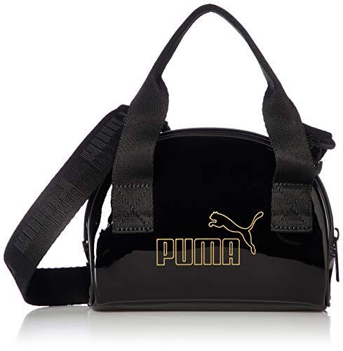 Puma Damen Handtasche Core Up Mini Bag 078216 Puma Black One Size