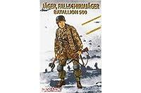 ドラゴン 1/16 JAGER FALLSCHIRMJAGER BATALLION 500
