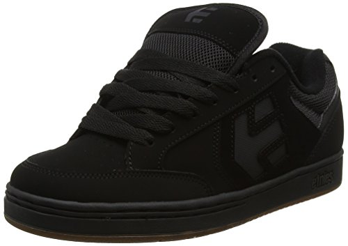 Etnies Mens Men's Swivel Skate Shoe, Black/Gum, 9.5 Medium US