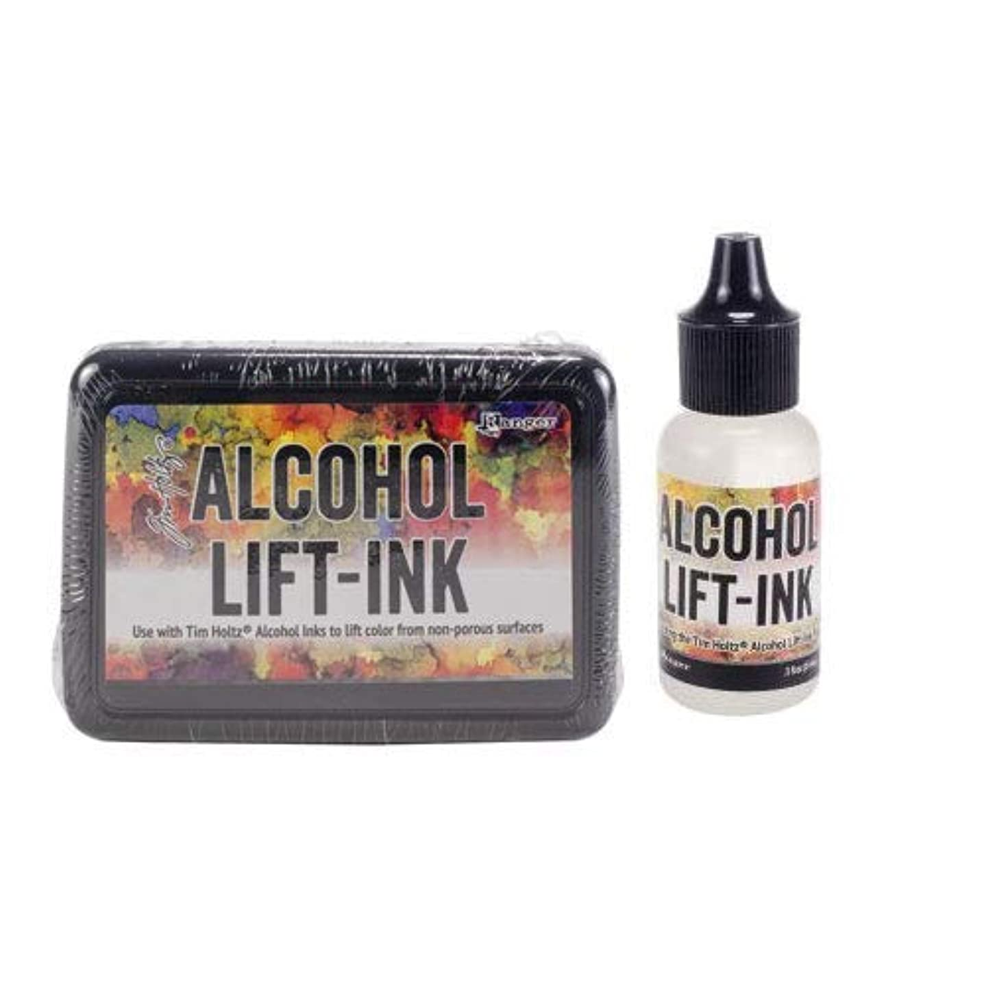 Tim Holtz Alcohol Lift Ink & Ink Pad