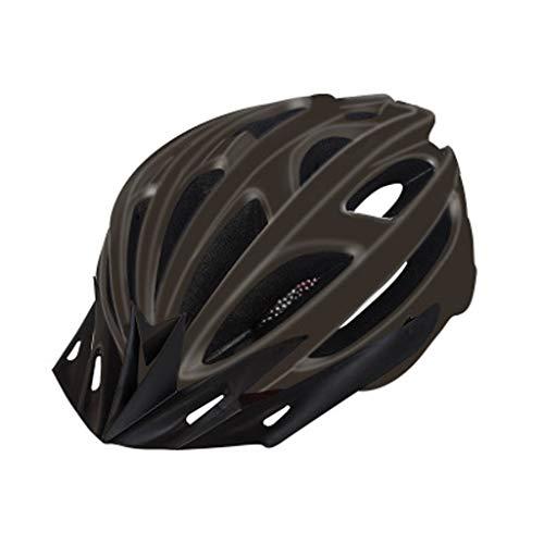 Cycling Helmets Fietshelm met afneembaar vizier voor wielrennen, sportieve lichte fietshelmen voor mannen en vrouwen, bescherming voor het wegverkeer op de fiets