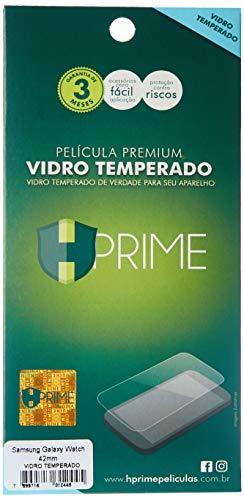 Pelicula de Vidro Temperado 9h para Samsung Galaxy Watch 42 mm, HPrime, Película Protetora de Tela para Celular, Transparente