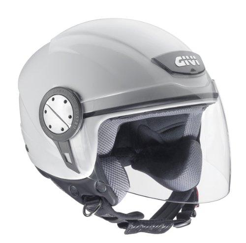 Givi D-Jet-Helm 10.4 weiß Licht.