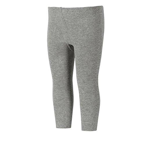 Sterntaler unisex leggings voor baby's, leeftijd: 7-12 maanden, maat: 80, zilver/grijs