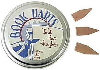【BOOK DARTS】 ブックダーツ ブロンズ 50個入り