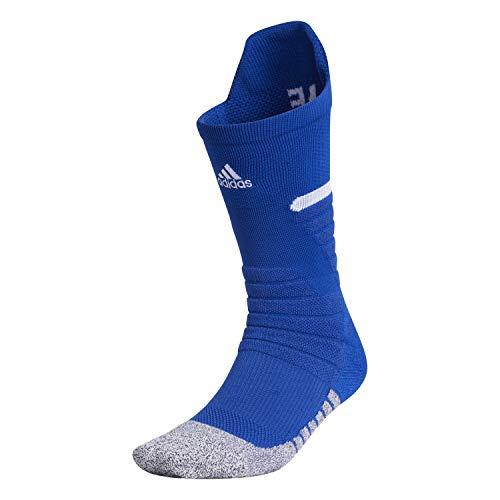adidas Unisex Adizero Fußball-Socken, gepolstert, Crew-Socken (1 Paar)