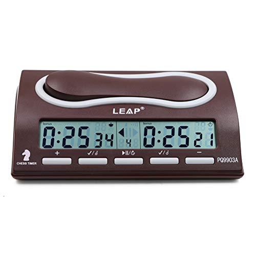 High-quality Digital Chess Clock Contemporary Chess I-go Count Up Down Alarm