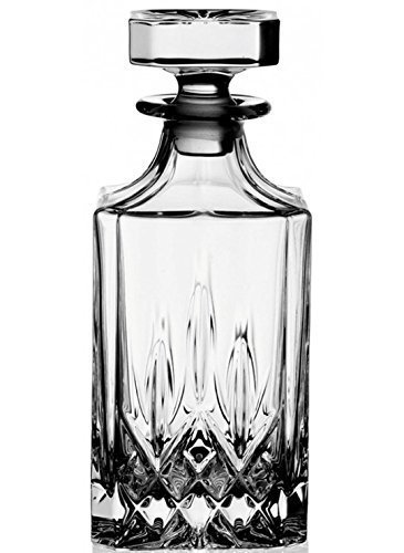 Opera Maison italienne Carafe à Whisky Cristal 75 cl