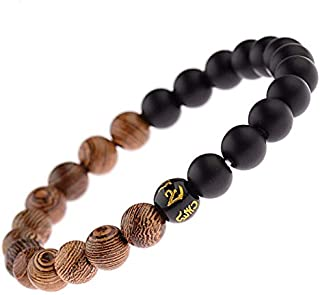 Bracelet for mens Zancon Stone