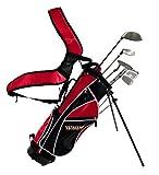 Warrior Golf Junior Complete Set with Bag (Ages 5-8) Junior Flex