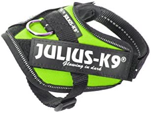 Julius K9 16IDC KW B1 IDC Powerharness Dog Harness Size Baby 1 Kiwi product image