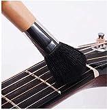 fieldlabo ギター バイオリン おそうじ用 ダストブラシ ホコリ取りブラシ (一個セット)