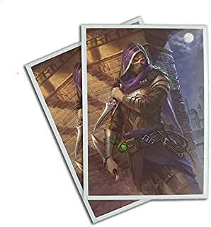 Eldragin Raithe - Assassin at Dusk - 100 Matte Card Sleeves (FN8S)