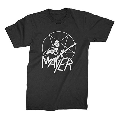 Mayer Slayer Shirt Dead and Company T Shirts Black