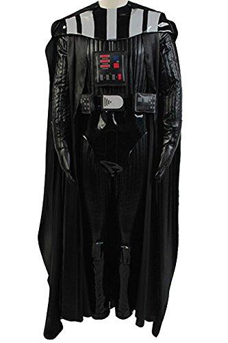 Fuman Darth Vader Cosplay Kostüm Herren XL