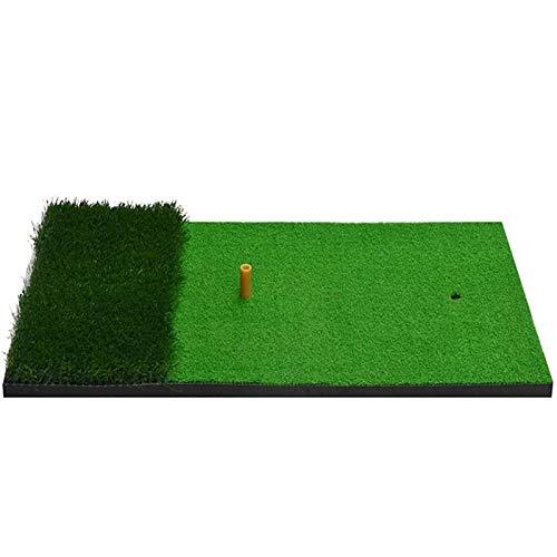 Esterilla de Golf portátil en para Entrenamiento PRÁCTICA DE Golf por PORTÁTIL/Transporte Mini Mini Golf Hierba Green Grande PONTA MATERIAS para Interior/AIRN DE Golf DE Golf DE Golf Mat
