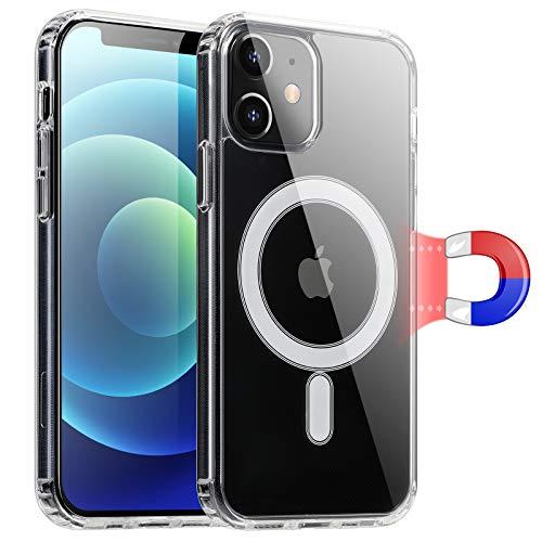 Wonantorna Compatible con iPhone 12 Mini Funda 5,4