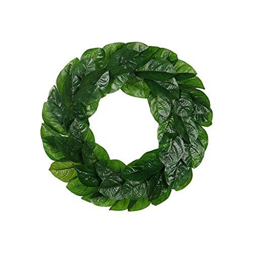 UKtrade Green Your Home - Guirnalda de decoración para el hogar con adornos florales para comedor, sala de estar