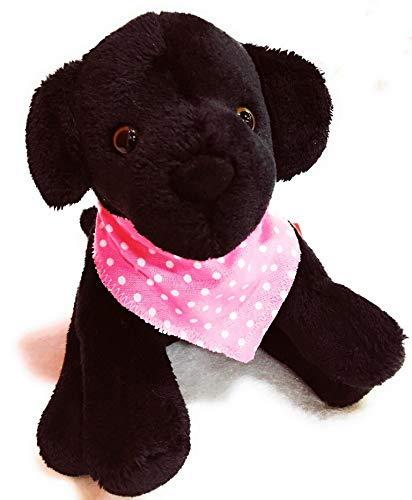 Cuddle Toys 1556Lucy BLACK LABRADOR Hund schwarz Kuscheltier Plüschtier Stofftier Plüsch Spielzeug