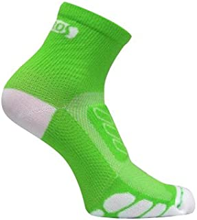 Eurosocks Cycling Socks, Skin Like Fit and Feel, Embraces The Foot, Eliminates Swelling and Numbness - EU202