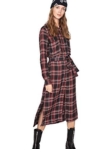 Pepe Jeans PL952602 Dress Frauen Schwarz Xs