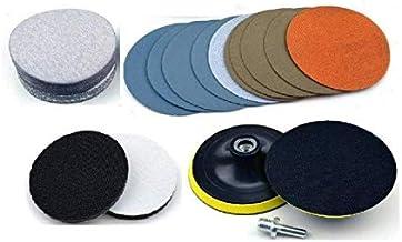 Grits 40-10000 2 inch 30pcs Hook and Loop Sanding Discs 2500 GRIT