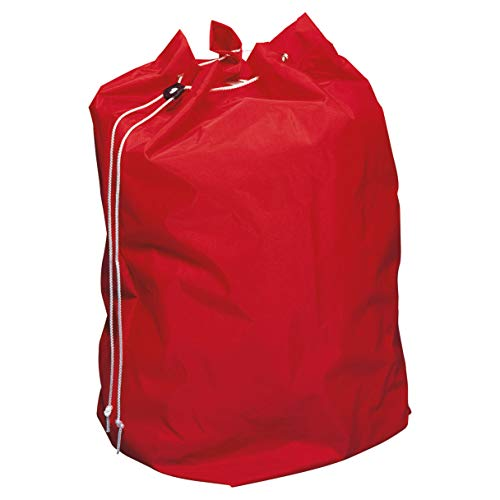 Vermop Bolsa de eliminación de residuos (120 L), Color Rojo, Nailon, 36 x 42 x 90 cm