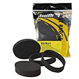 Road Kill RKFR69 3 Piece Foam Speaker Enhancer System Kit for 6' x 9' Drivers