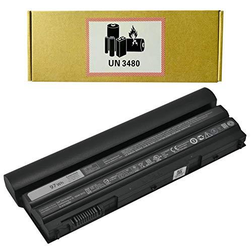 CQCQ 71R31 Compatible Battery for Dell Latitude E6420 E6540 E6440 E5420 E5520 E6430 E6520 Precision PC T54FJ 8858X M5Y0X Laptop (11.1V 97Wh)