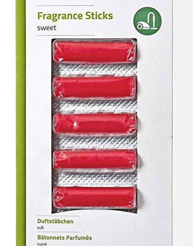 Maxorado Staubsauger Deo Stäbe kompatibel für AEG Bosch Siemens Rowenta Samsung Miele Dirt Devil Grundig Electrolux Quelle Privilev Fakir Trisa Quigg Tristar Philips Numatic Deodorant Duft Parfum