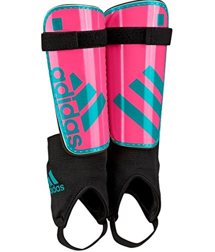 adidas Performance Ghost Youth Shin Guards, Shock...