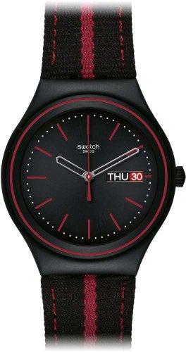 Swatch YGB7000 - Reloj, Correa de Tela