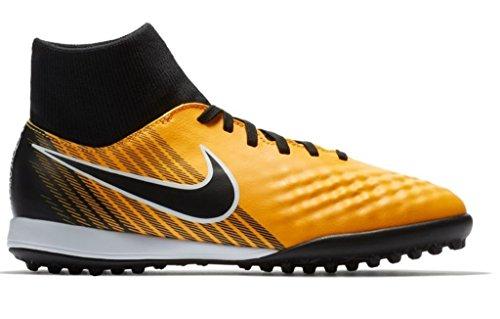 Nike Unisex-Erwachsene Magista X ONDA II DF TF JR 917782 801 Sneaker, Mehrfarbig (Indigo 001), 38 EU