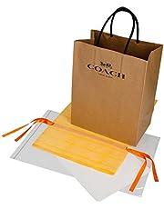 Coach コーチ プレゼントキット 茶袋 小 (財布・小物用) Coach Gift Kit 小 [並行輸入品]