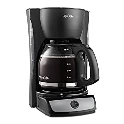 Mr. Coffee CG13-RB 12-Cup Switch Coffee Maker