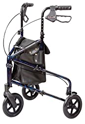 Top 10 Best Selling Rollator Walkers with Seat Reviews 2021
