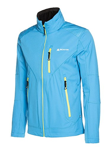 Dachstein Granite Functional Jacket - Blue/Yellow